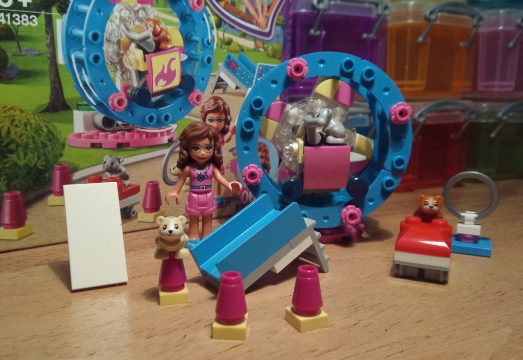 Olivias Hamsterspielplatz #41383